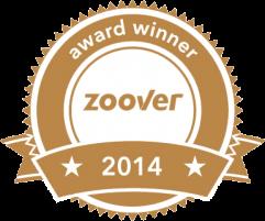 Zoover-award Koekoeksklok
